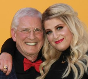 Gary and Meghan Trainor